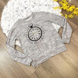 Disney's Alice In Wonderland Crewneck Sweatshirt